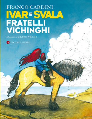 Book Cover: Ivar e Svala fratelli vichinghi