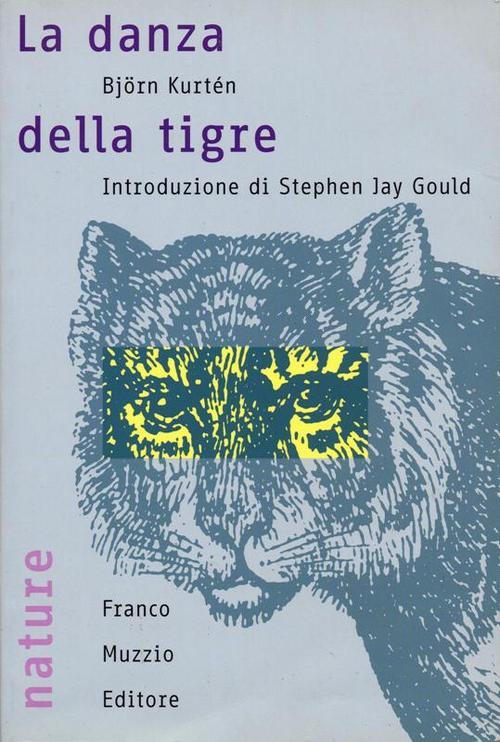 Book Cover: La danza della tigre