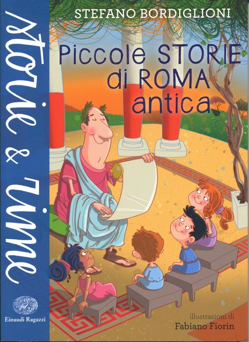 Book Cover: Piccole storie di Roma antica