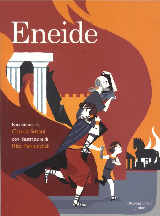 Book Cover: Eneide