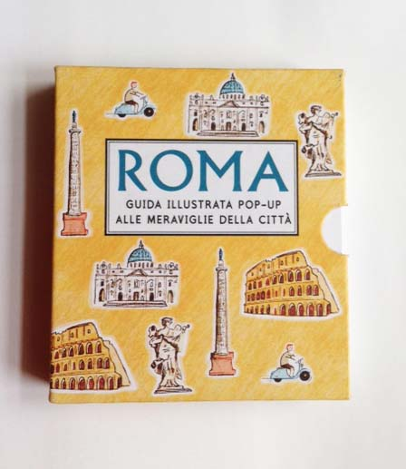 Book Cover: Roma pop-up