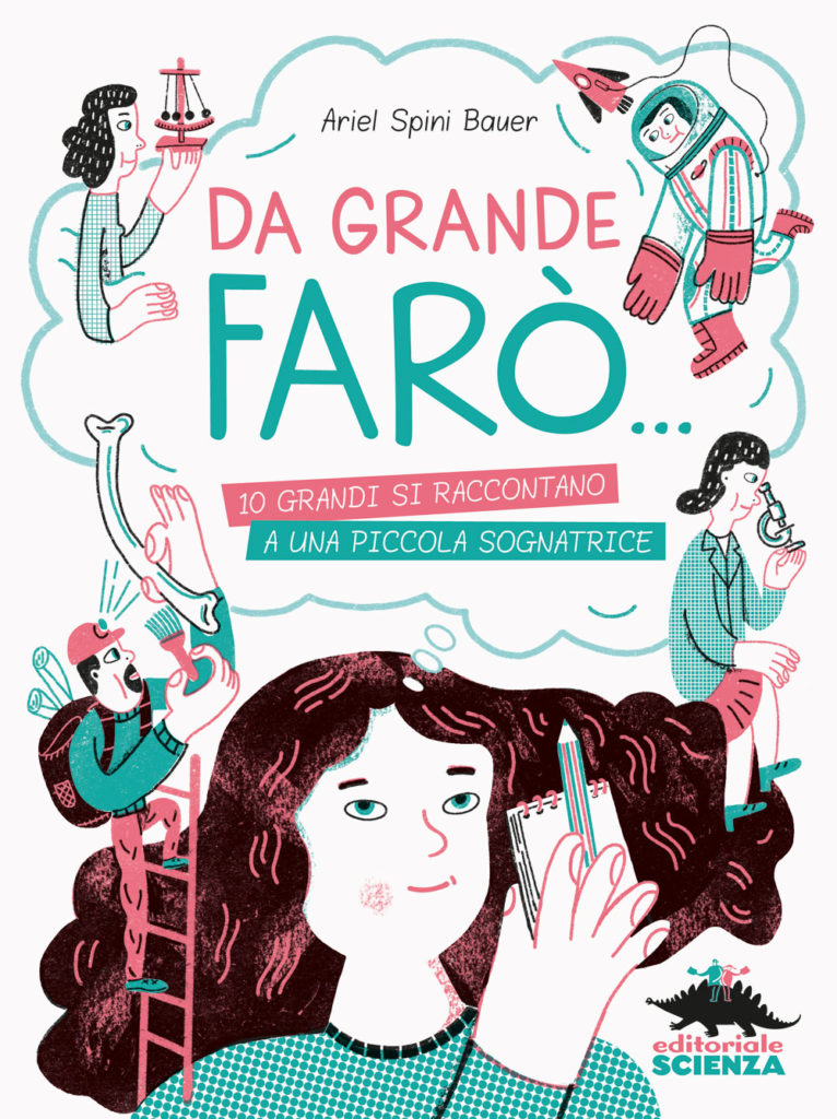 Book Cover: Da grande farò...