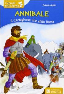 Book Cover: Annibale. Il Cartaginese che sfidò Roma