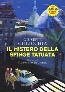 Book Cover: Il mistero della Sfinge tatuata