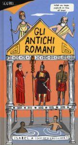 Book Cover: Gli antichi Romani