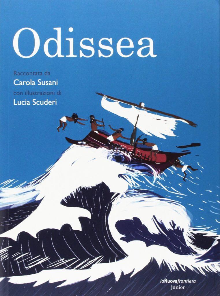 Book Cover: Odissea