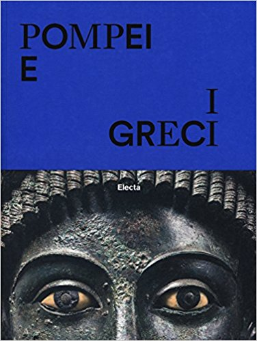 Book Cover: Pompei e i Greci