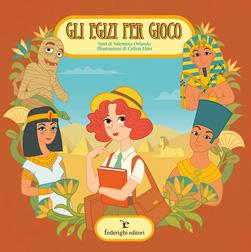 Book Cover: Gli egizi per gioco