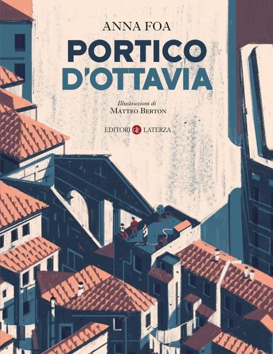 Book Cover: Portico d'Ottavia