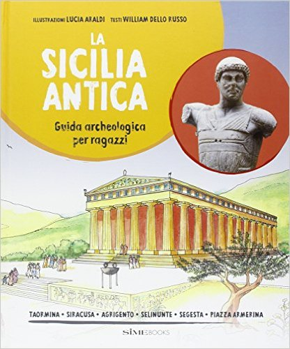 Book Cover: La Sicilia antica