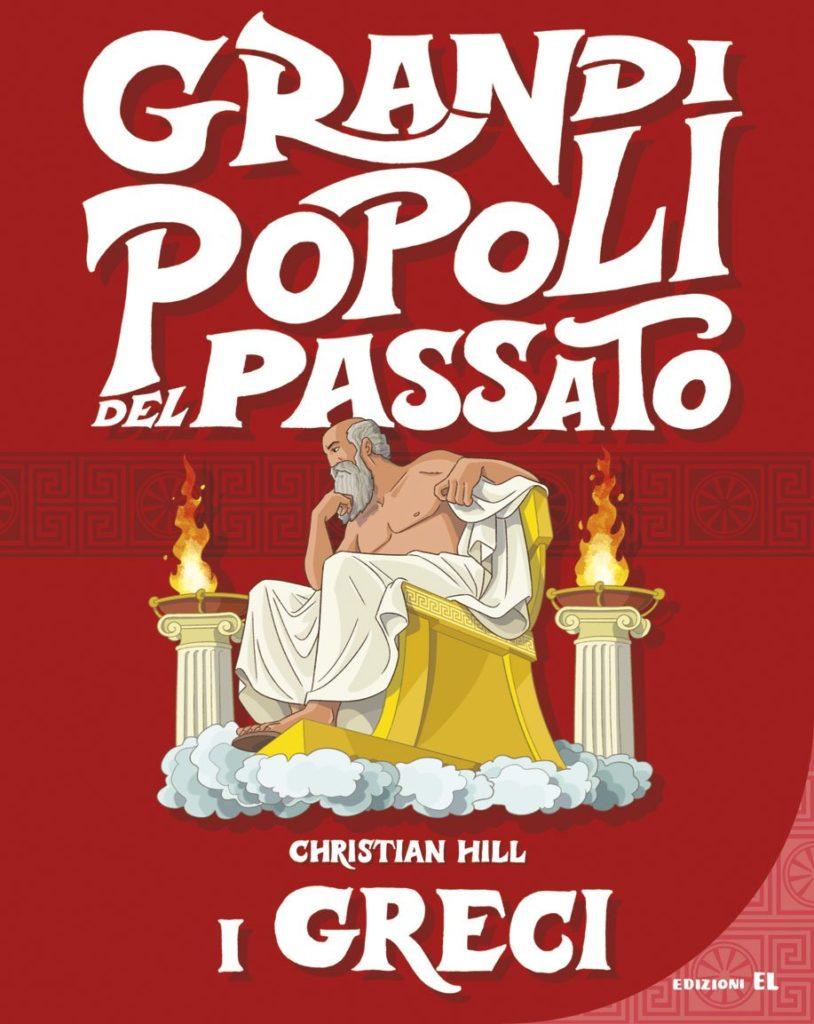 Book Cover: I Greci. Grandi popoli del passato