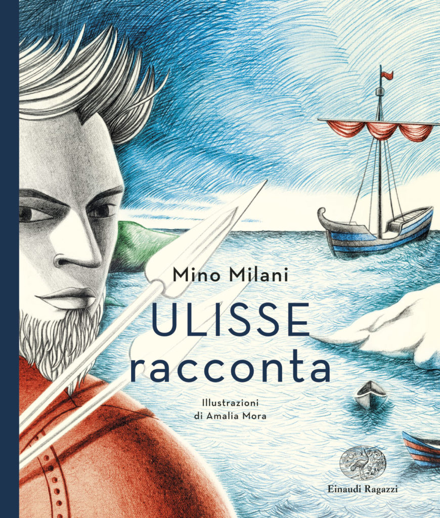 Book Cover: Ulisse racconta