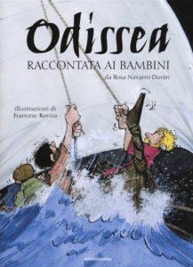 Book Cover: Odissea raccontata ai bambini