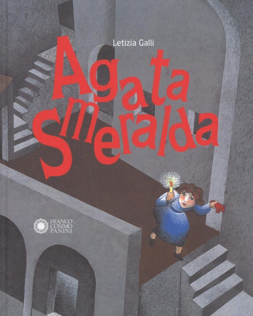 Book Cover: Agata Smeralda