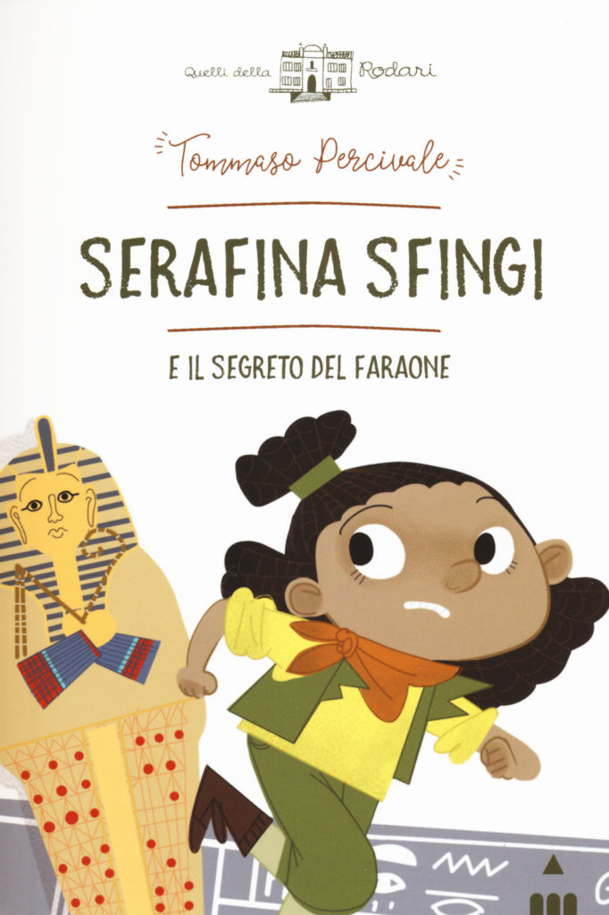Book Cover: SERAFINA SFINGI E IL SEGRETO DEL FARAONE