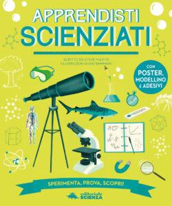Book Cover: APPRENDISTI SCIENZIATI. Sperimenta, prova, scopri!