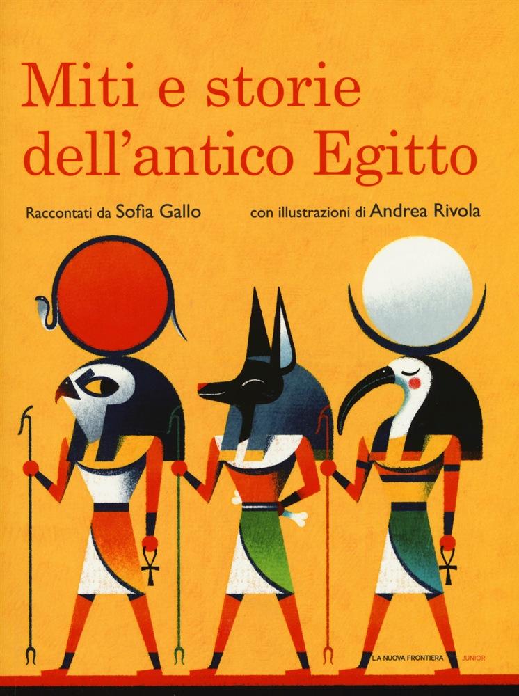 Book Cover: Miti e storie dell'antico Egitto