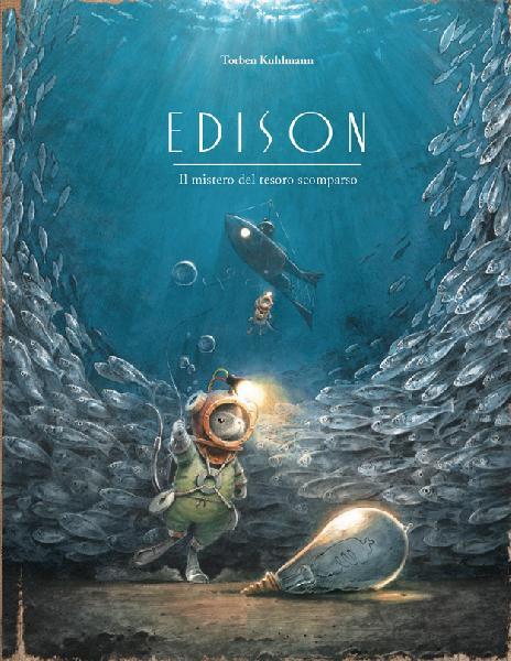 Book Cover: EDISON