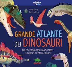 Book Cover: Grande atlante dei dinosauri