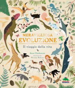 Book Cover: Meravigliosa Evoluzione