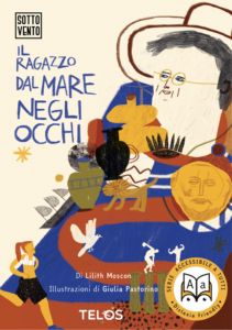 Book Cover: Il ragazzo dal mare negli occhi