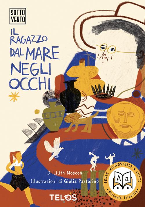Book Cover: Il ragazzo dal mare negli occhi