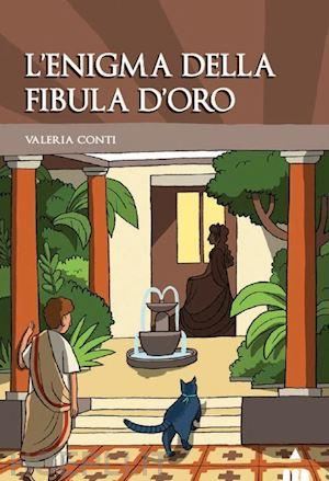 Book Cover: L'enigma della fibula d'oro