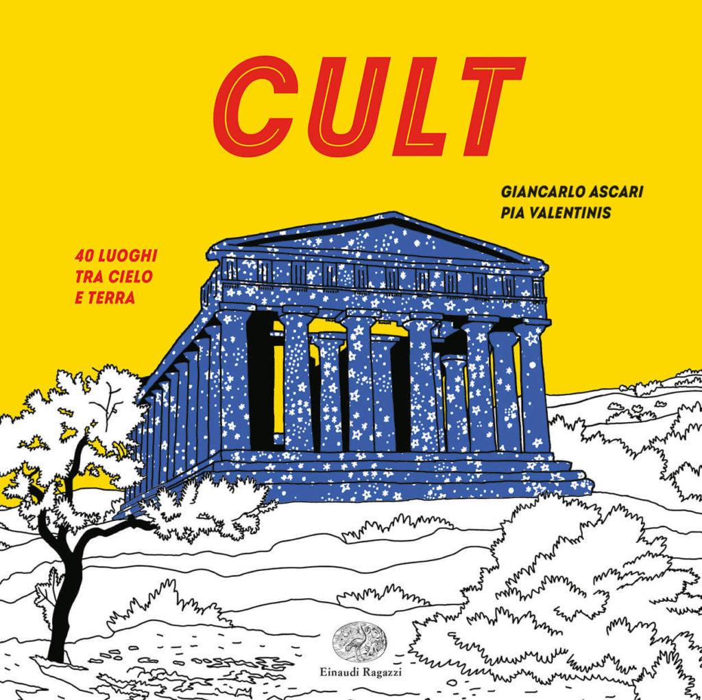 Book Cover: Cult - 40 luoghi tra cielo e terra
