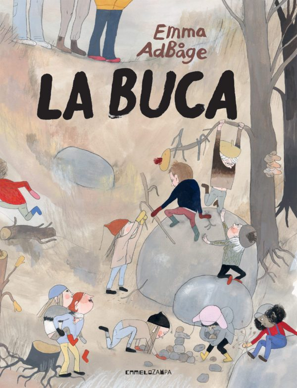 Book Cover: La Buca