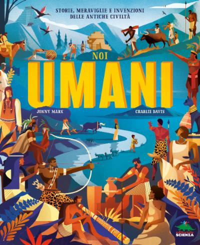 Book Cover: NOI UMANI