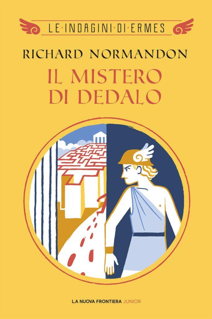 Book Cover: Il mistero di Dedalo