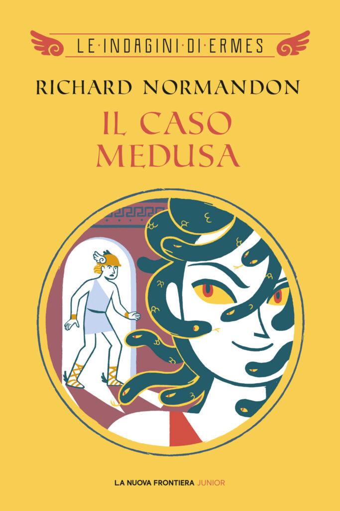 Book Cover: Il caso Medusa