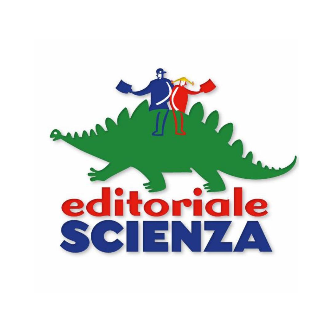 editoriale scienza logo portfolio