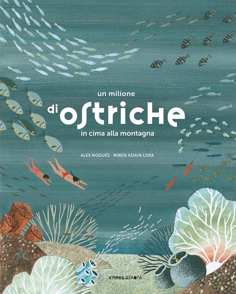 Book Cover: Un milione di ostriche in cima alla montagna